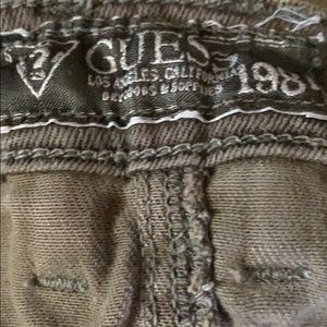 Guess Jeans - Camouflage Guess pants.